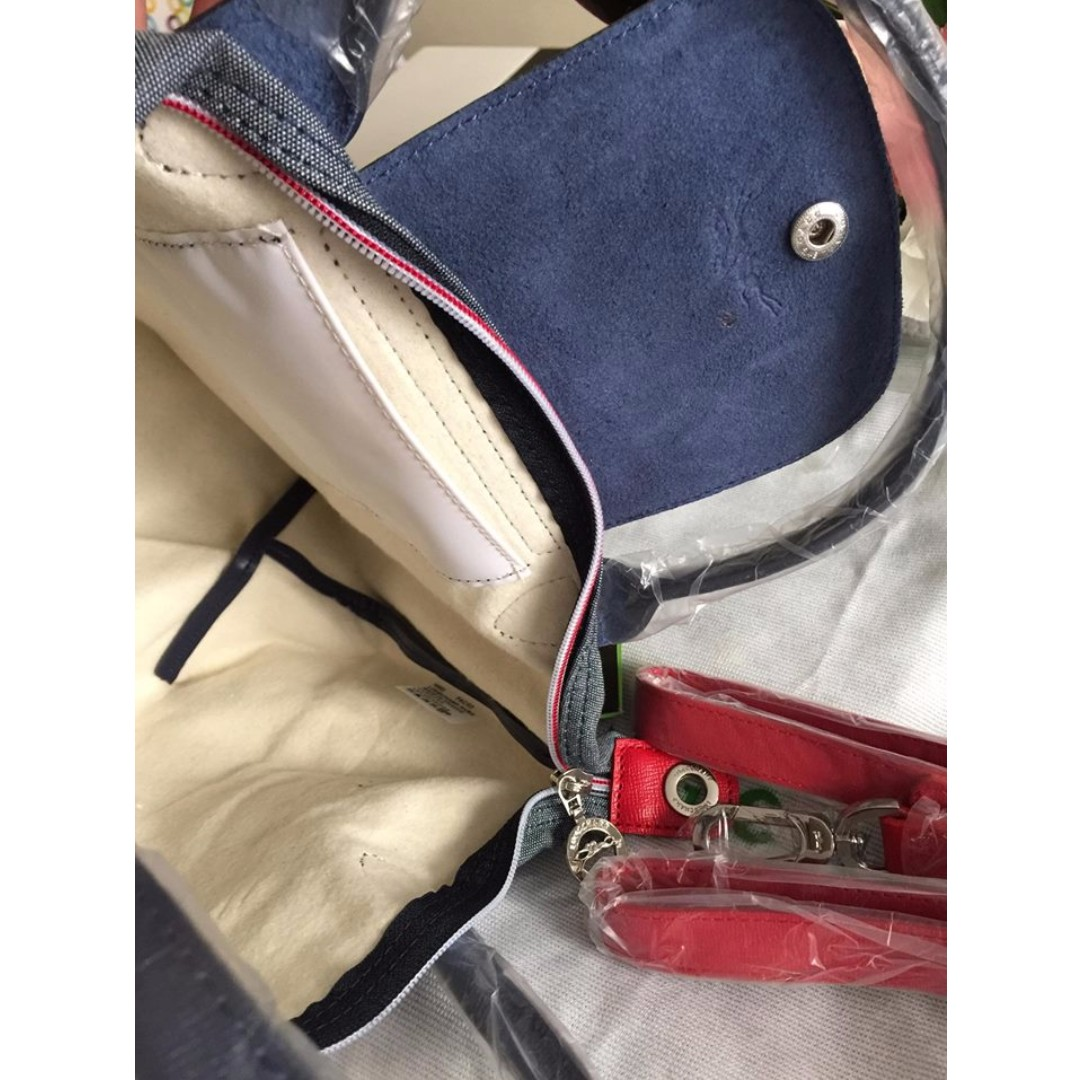 Longchamp Le Pliage On the Road Top Handle Small Bag (New, Genuine and On  Hand), Women\u0027s Fashion, Bags \u0026 Wallets on Carousell