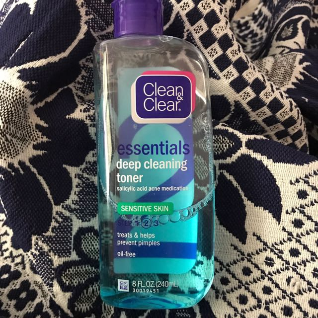 [LOOKING FOR] Clean & Clear Toner