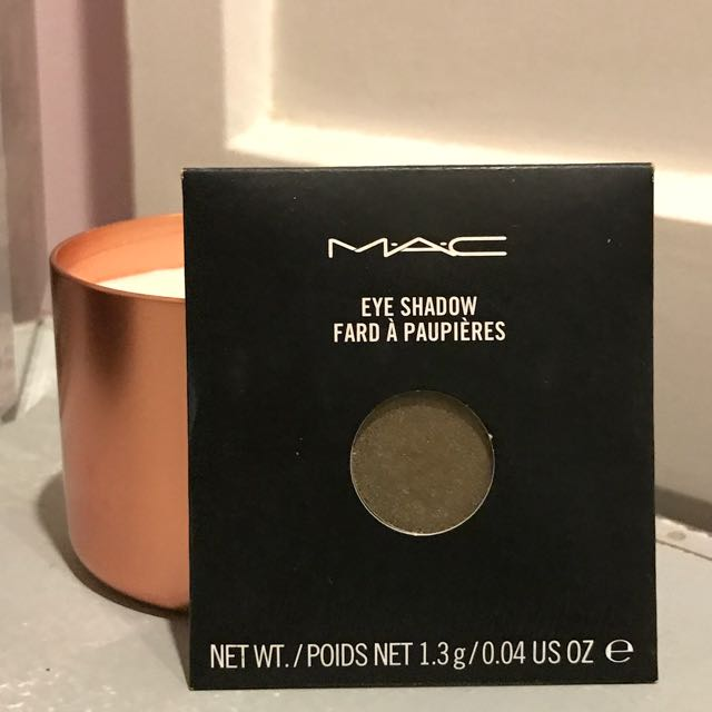 MAC Sumptuous Olive Eyeshadow ✨