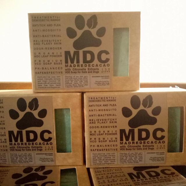 Madre de cacao soap or MDC Soap