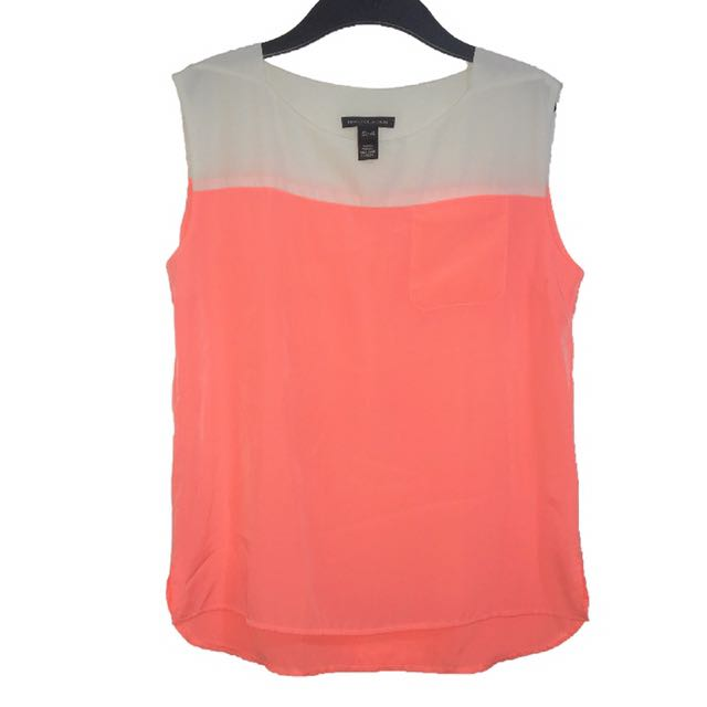 Mango Color block top