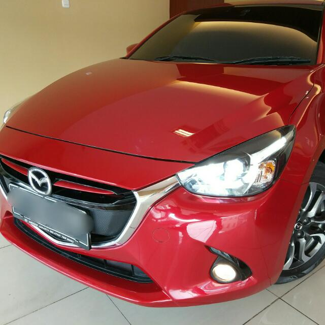 Mazda 2 GT AT 2015 Mulusss