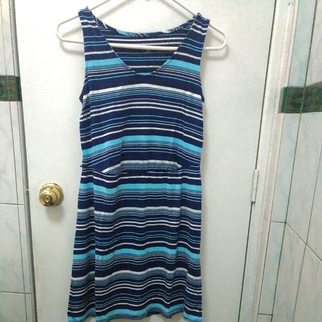 Merona stripes Dress