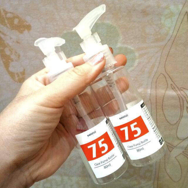 Clear Pump Dapat 2