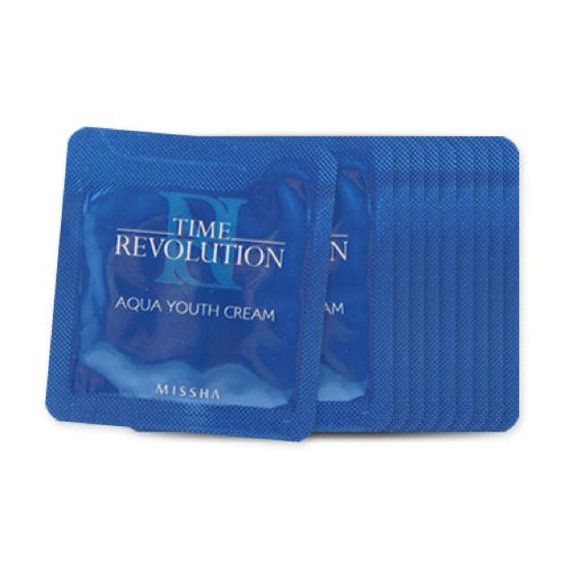 MISSHA Time Revolution Aqua Youth Cream