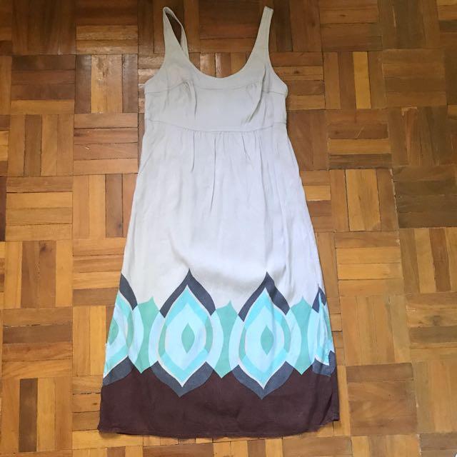 MOSSIMO Linen Dress