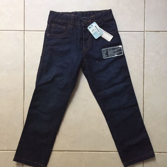 Mothercare Jeans For Boys Size 4-5