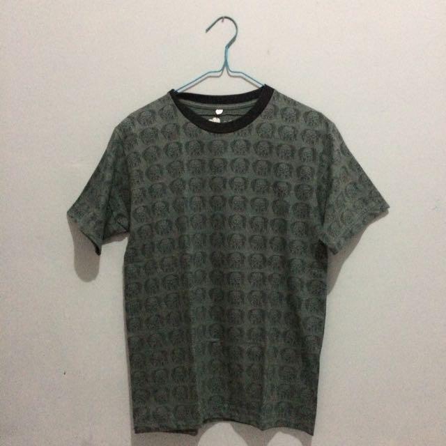 Nanonine Distro T-shirt