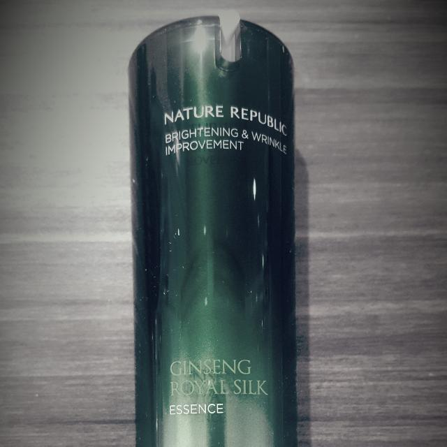 Nature Republic : Ginseng Royal Silk Essence