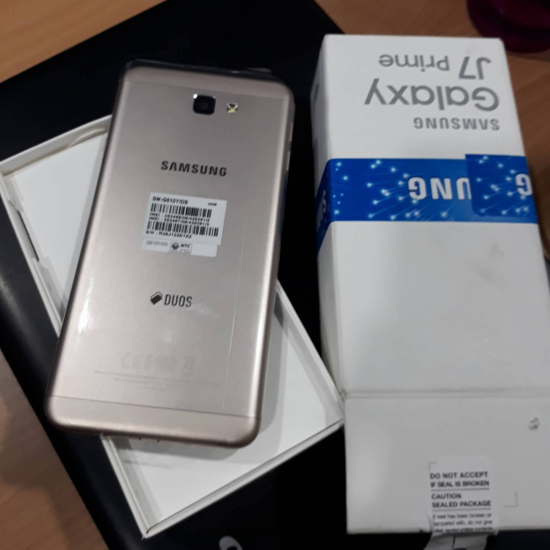 New Samsung J7 Prime