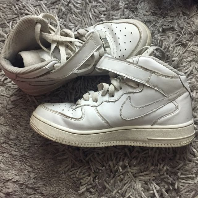 Nike Air Force 1 White shoes