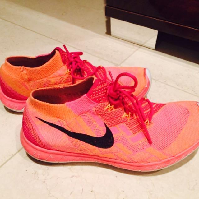 6f9972e2ad6 ... Nike Free Flyknit 3.0 Barefoot Ride