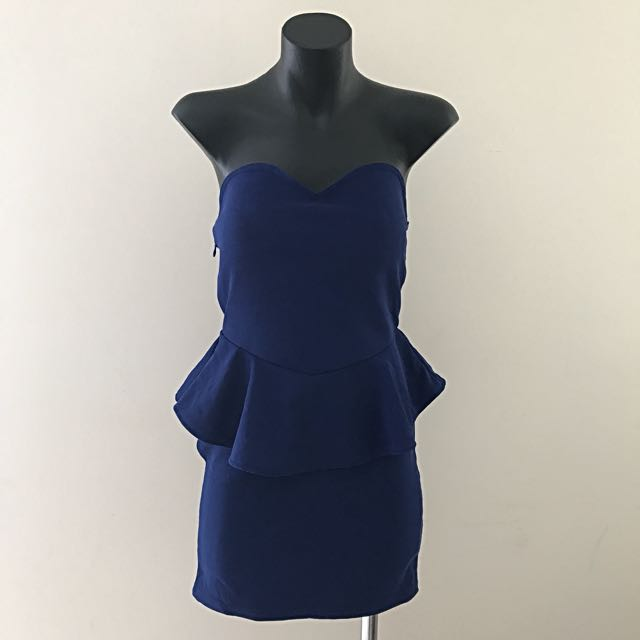 No Brand Dress - Royal Blue