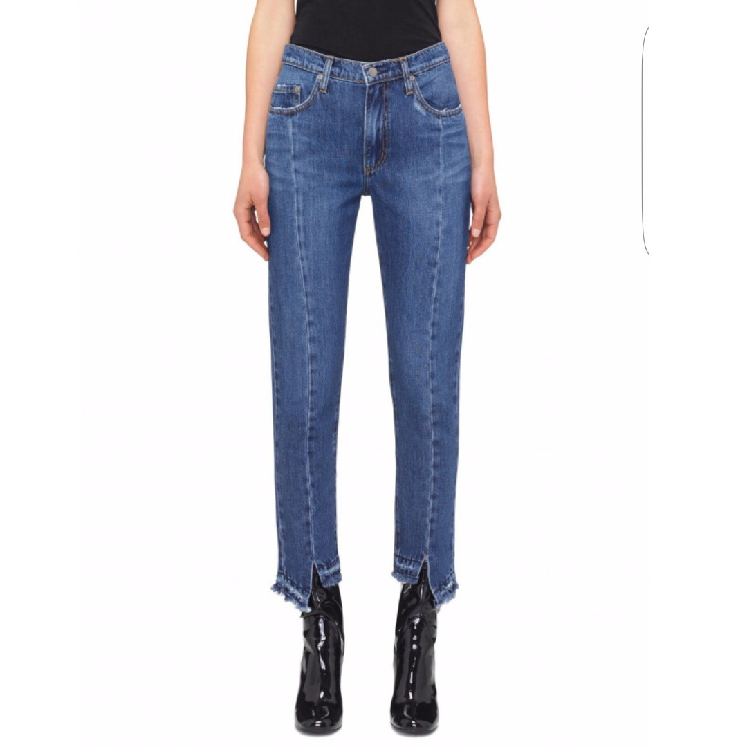 Nobody Denim Issy High Rise jean