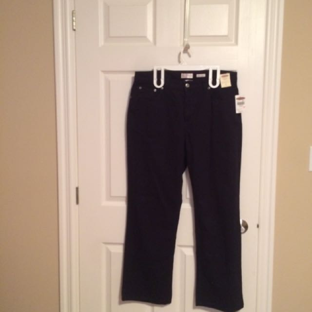 Northern Reflections Black Strech Jeans