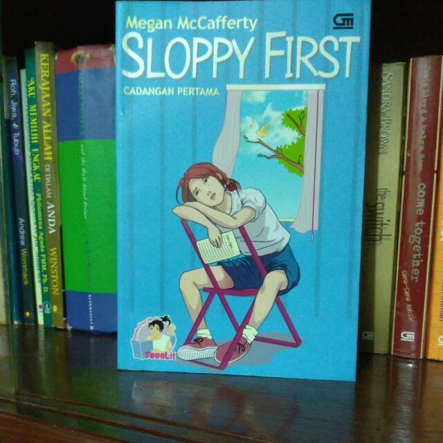 Novel Sloppy First