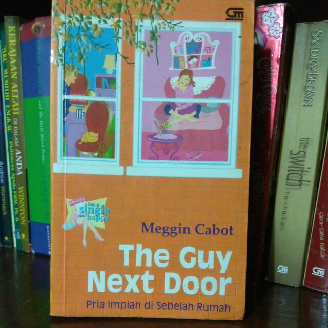 Novel The Guy Next Door