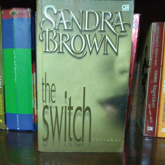 Novel The Switch