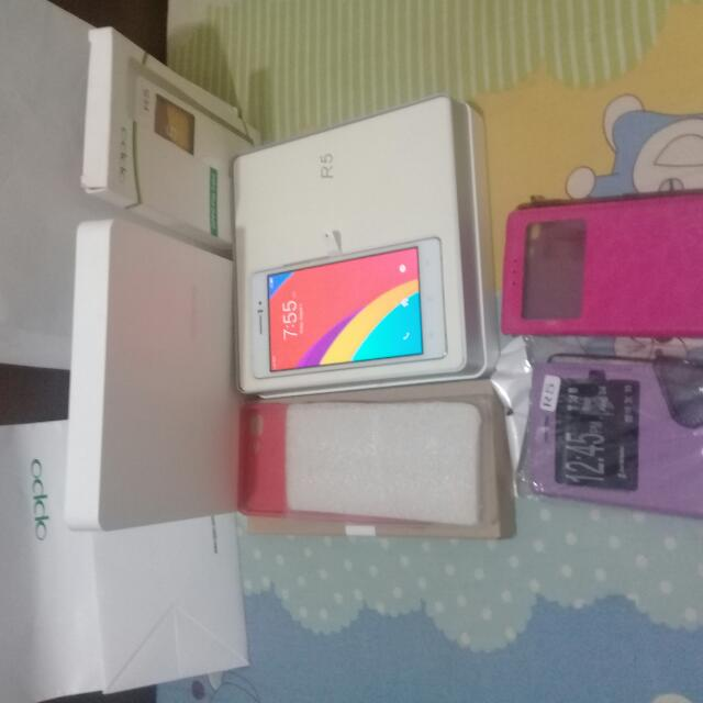 OPPO R5 LADY OWNED