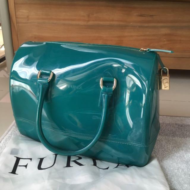 Original Furla Green