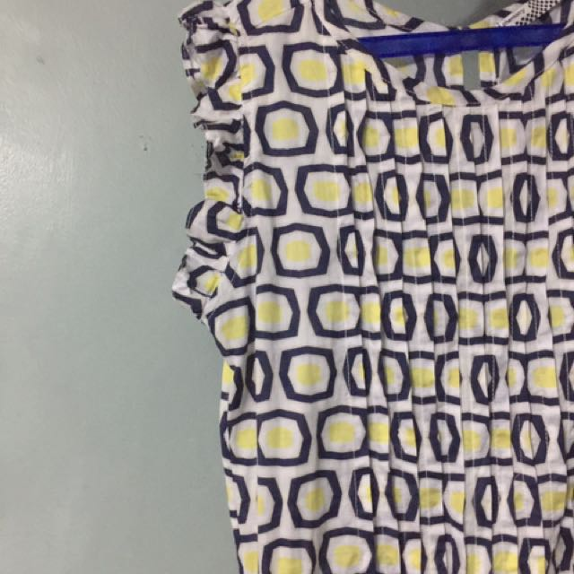 Oxygen Printed Dress