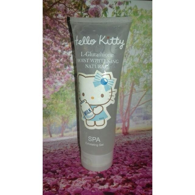 L-Glutathione Hello Kitty Pembersih Daki