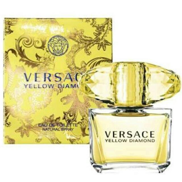 Perfume Versace
