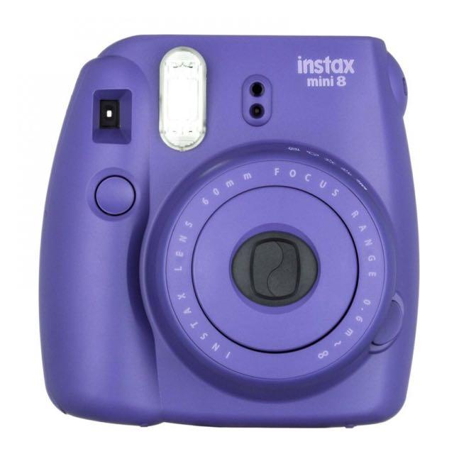 Polaroid Instax Grape 8s