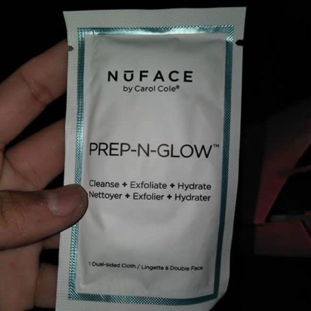 Prep n Glow Cleanser & Exfoliater