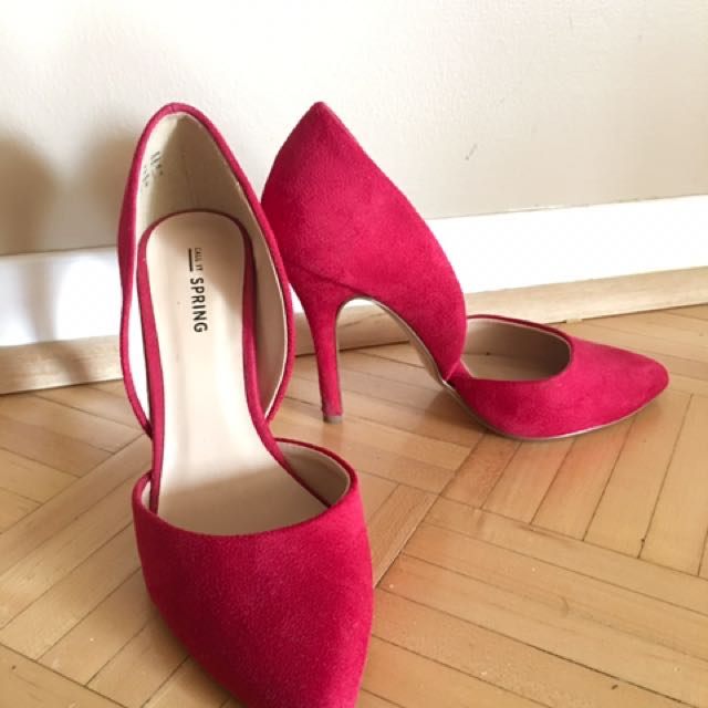 Red Heels From Call It Spring!