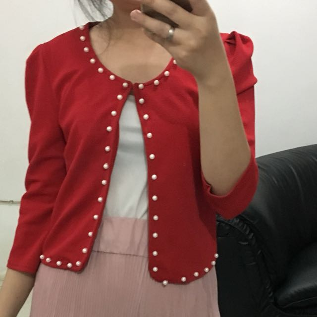 Red Pearl Outer
