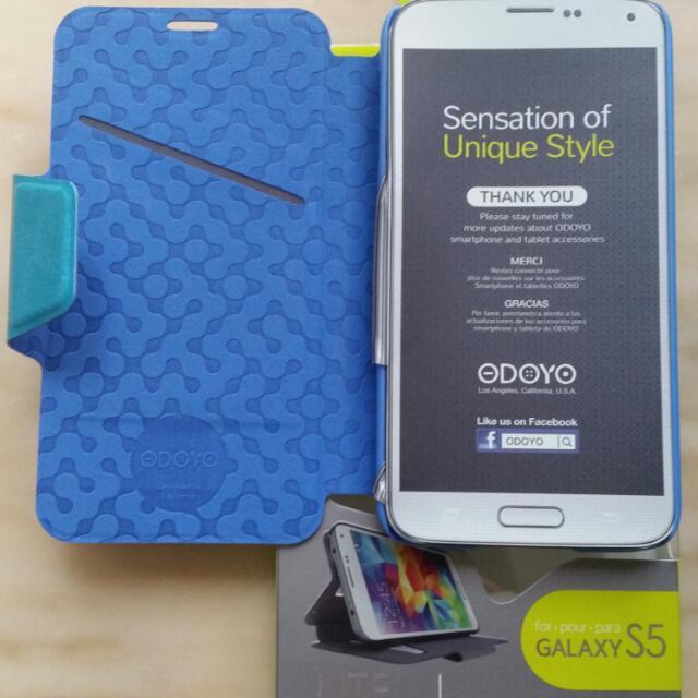 Samsung Galaxy S5 電話套