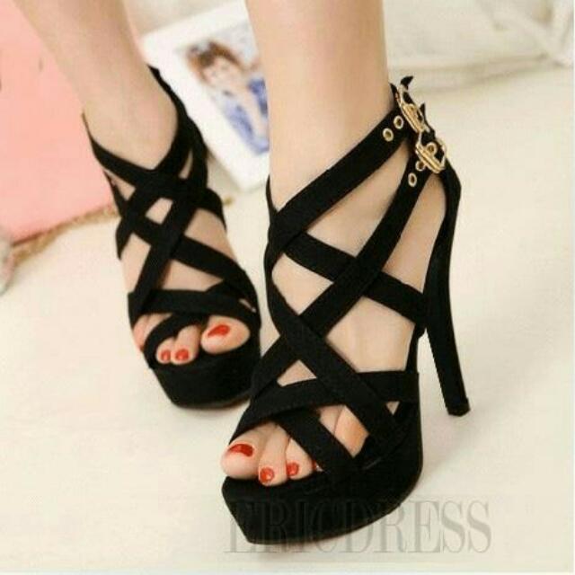 Sendal Heells