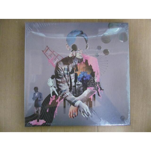 SHINee - Why So Serious? - The Misconceptions Of Me (3rd Album)