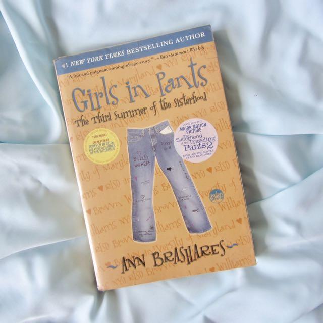 Sisterhood of Travelling Pants (#3)