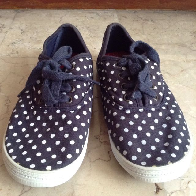 Smartfit Polka Dots Sneakers for Kids