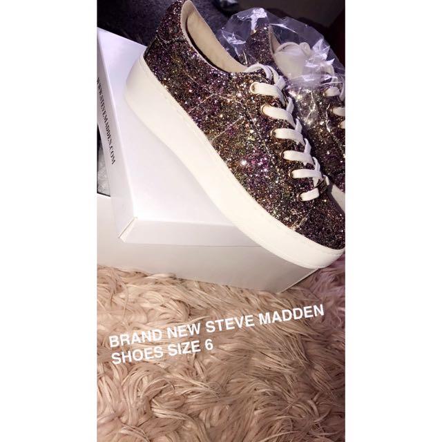 Steve Madden Brand New Shoes