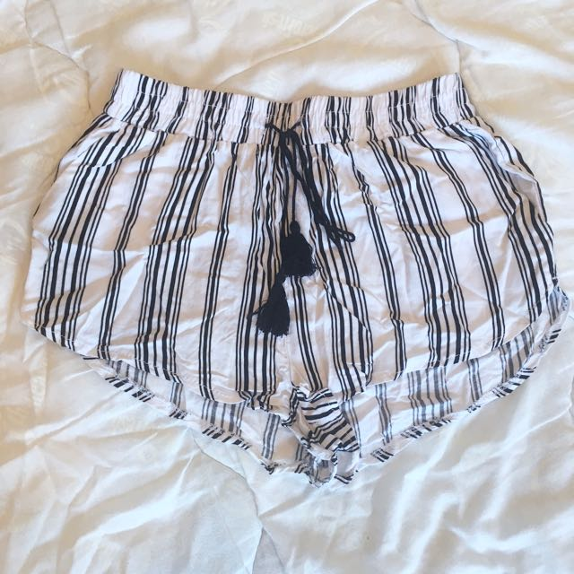 Supré Stripped Shorts
