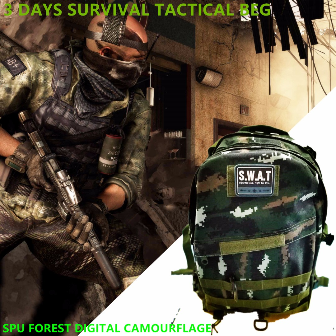 8d1b74e174b9c Tactical Performance™ 3-Day 42L Military Backpack SPU Forest Digital ...