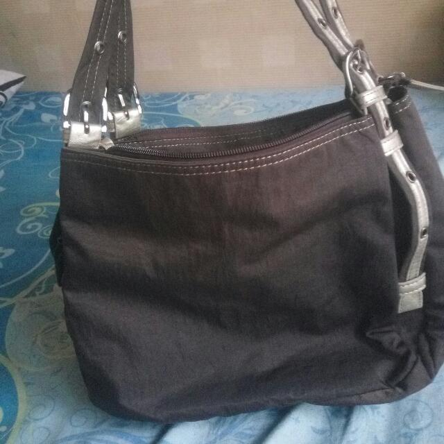 Tas Baby Canvas Multifungsi