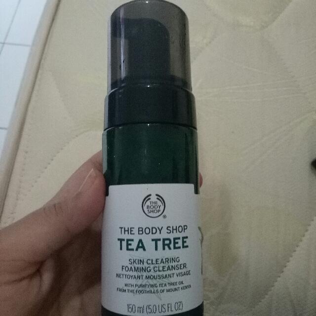 Tbs Tea Tree Foaming Cleanser