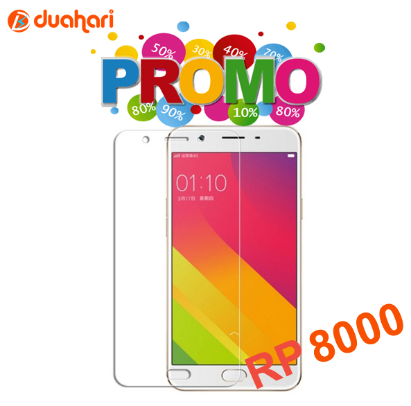 Tempered Glass OPPO F1s Anti Gores Transparan Bening, Mobile Phones & Tablets, Mobile &