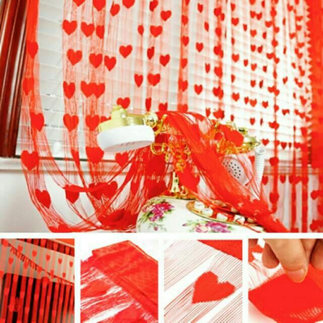 Tirai Benang Love