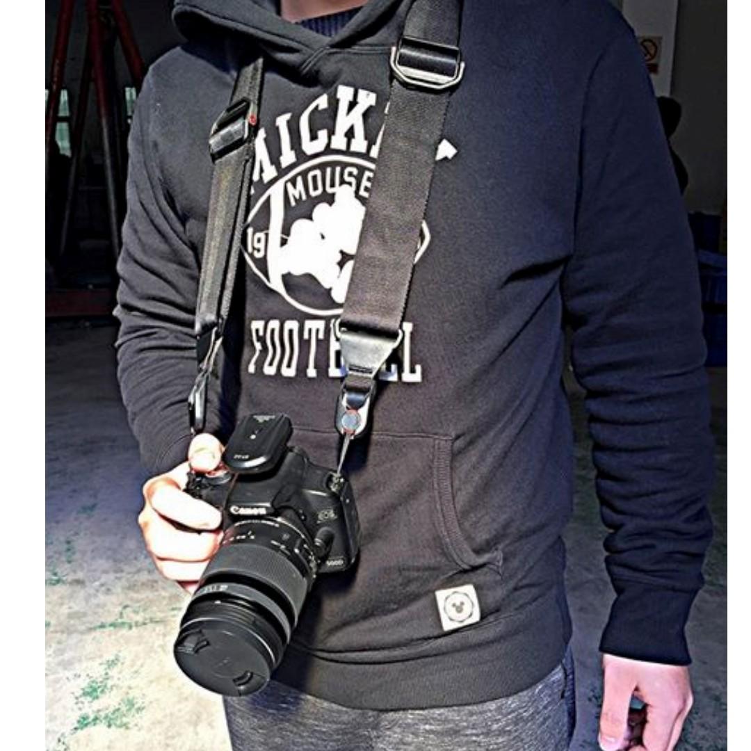 Tmc Sports Detachable Strap Photography On Carousell Peak Design Sll Bk 3 Slide Lite Camera Mirrorles Sling Black