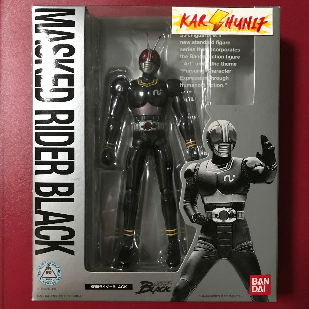 [Toys] S H  Figuarts - Kamen Rider Black x Shadow Moon (First Version)