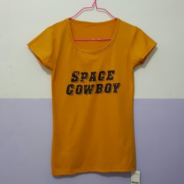 T-Shirt Space Cowboy