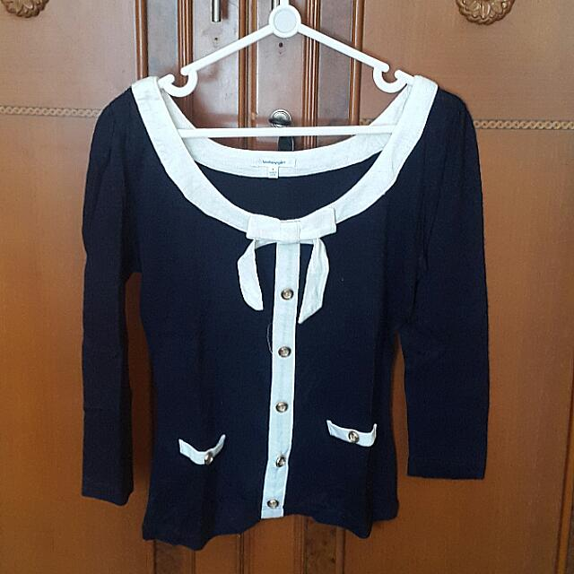 ValleyGirl Bow Top