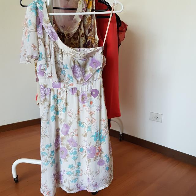 Wayne Cooper Floral Dress Sz 6