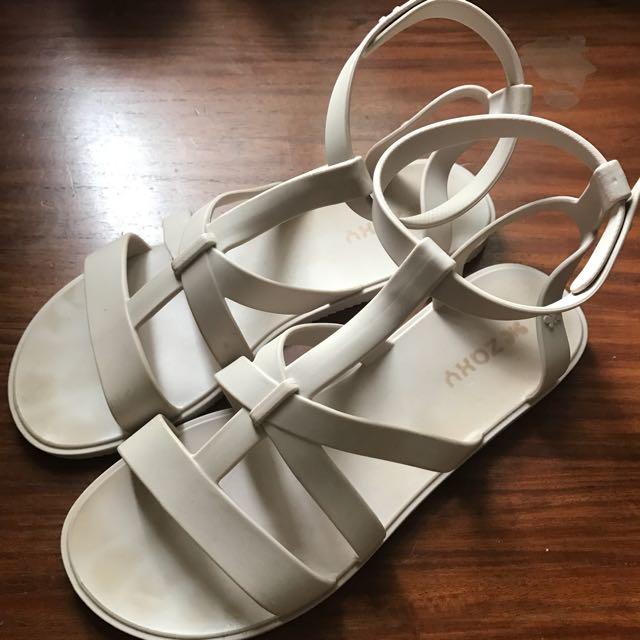 ZAXY Dual Gladiator Sandals