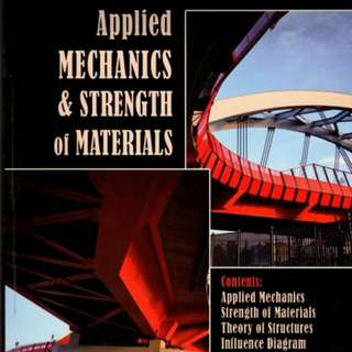 Applied Mechanics And Strength Of Materials By Besavilla